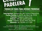 PEQUEQUEDADA DE PÁDEL – TORNEO JÓVENES PROMESAS 28/04/18