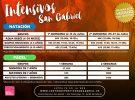 CURSOS INTENSIVOS DE NATACIÓN Y PÁDEL JUL-18
