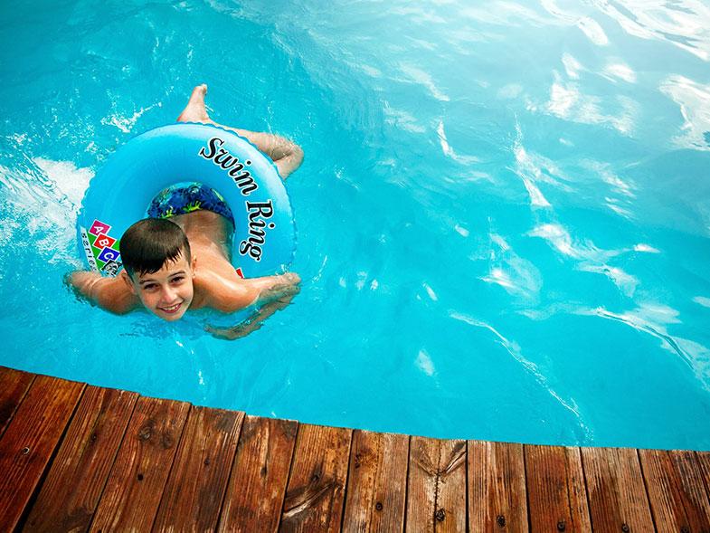 Piscina y clases de natación en Alcalá de Henares de diferentes niveles