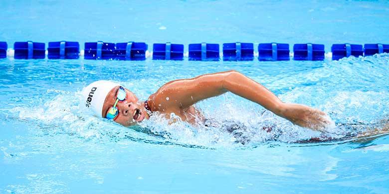 Clases de natación avanzada para adultos en Alcalá de Henares