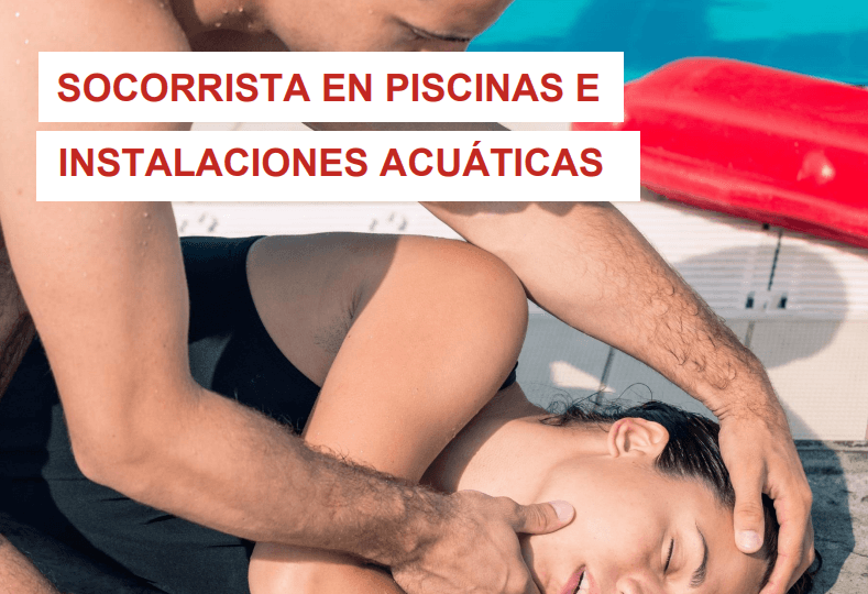 Curso de Socorrista en piscinas e instalaciones acuáticas – Noviembre 2019