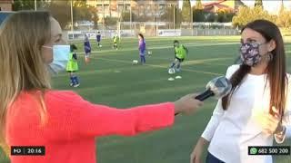 Madrid Directo – Escuela de Fútbol SAD San Gabriel