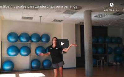 5 ESTILOS MUSICALES PARA ZUMBA (y tips para bailarlos)
